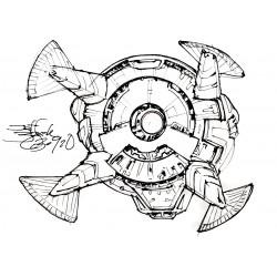 Sketch Card 2020-069