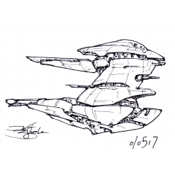 Sketch Card 2017-005