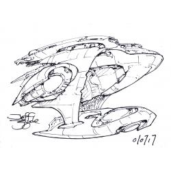 Sketch Card 2017-007
