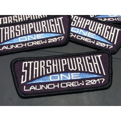 Patch - Starshipwright One...