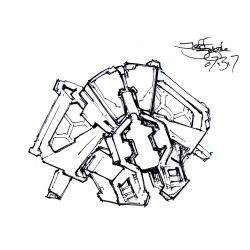 Sketch Card 2017-193