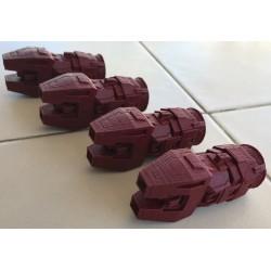 Build your own Mars fleet!