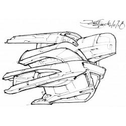 Sketch Card 2018-007